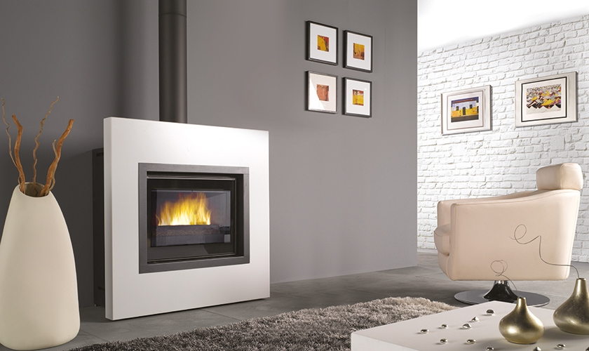 poêle-cheminée Gala 700 S