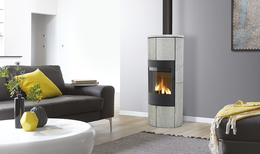po le bois pyla pierre ollaire 5 9 kw turbo fonte. Black Bedroom Furniture Sets. Home Design Ideas
