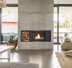 nina 70 cheminee design