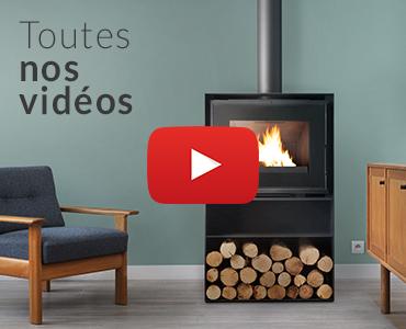 foyers et inserts bois turbo fonte. Black Bedroom Furniture Sets. Home Design Ideas